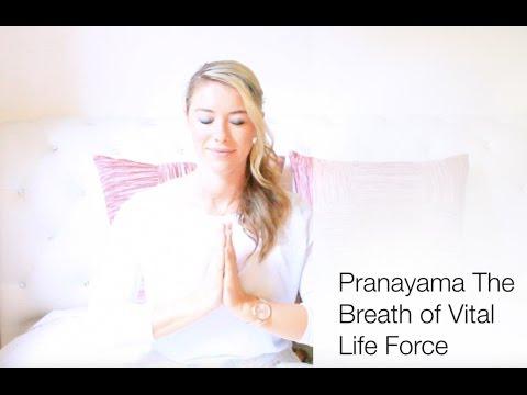 Calming the Parasympathetic Nervous System with Pranayama