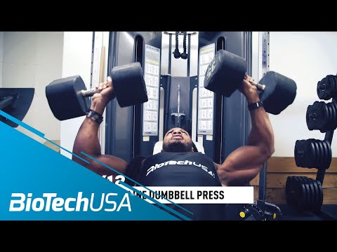 Upper Chest Workout  - Daily Routine with Ulisses - BioTechUSA