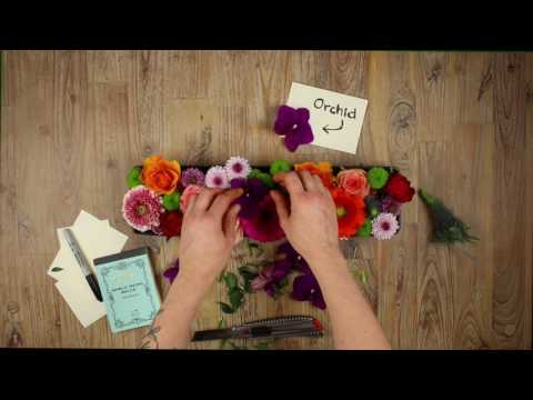 Leftover flowers - what to do with the short flowers - fastforwardflower
