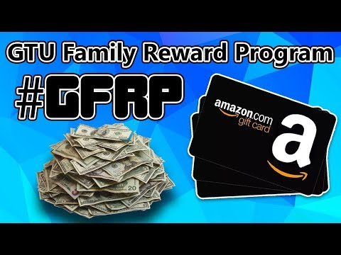 Welcome To GTU Family Rewards Program #GFRP #GTUFamily Ke Liye