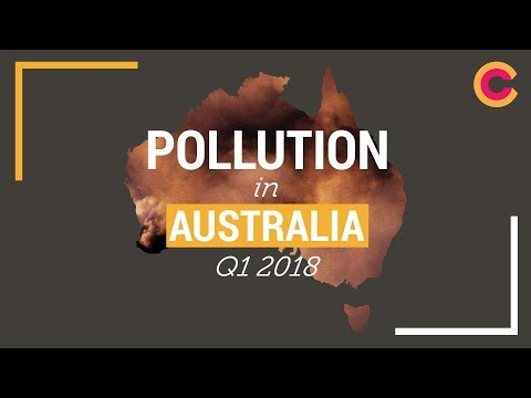 Pollution in Australia: Emissions up, thumbs down \\ Climate Council