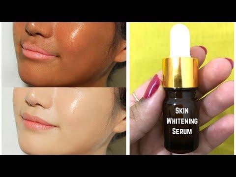 Get Fair Skin In Just 7 Days | Homemade Skin Whitening Serum | 100% EFFECTIVE