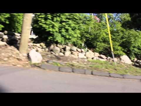 Driving Through Norwalk, Connecticut