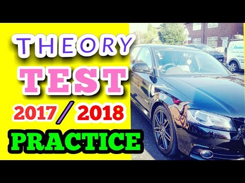 DRIVING THEORY TEST 2018 REVISION