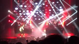 Seal - Crazy & Killer. Live At The Olympia, Paris, France. 27 June 2016.