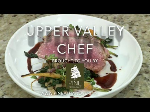 Upper Valley Chef: Pan Seared Veal Steak