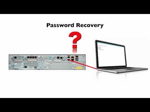 Password Recovery on a Cisco Router (CCNA Complete Video Course Sample)