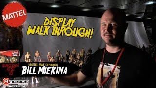 RINGSIDE FEST 2016: Mattel WWE Display Walkthrough with Bill Miekina
