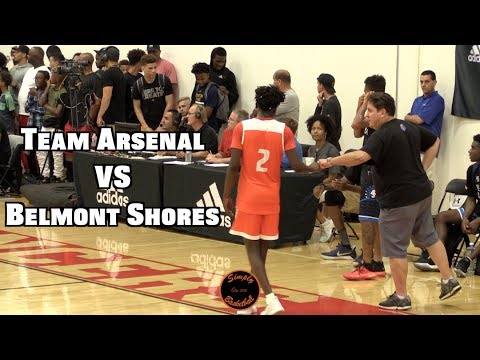 aace91255 Team ARSENAL Comes From Behind to DEFEAT Belmont Shores I FULL HIGHLIGHTS