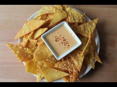 Tortilla Chips/Nachos Selber Machen (Rezept) || Homemade Nachos (Recipe) || [ENG SUBS]
