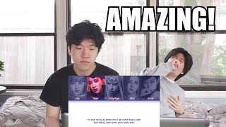 Lady Gaga, BLACKPINK - SOUR CANDY REACTION [HELP US!!!]