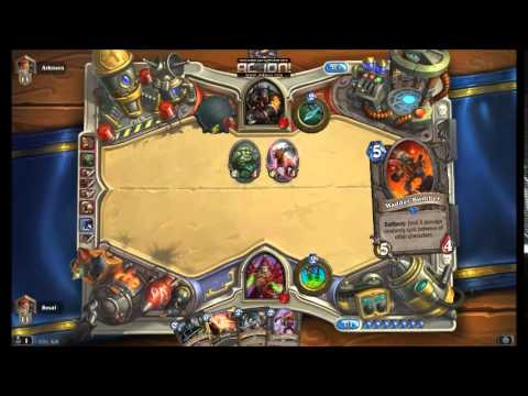 Bomber Rogue | Fun Deck | Hearthstone
