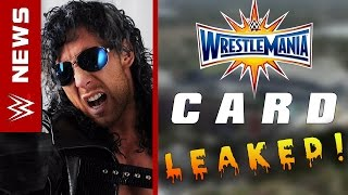 Kenny Omega Coming To WWE?! WrestleMania 33 Card LEAKED!! - WWE News Ep. 92