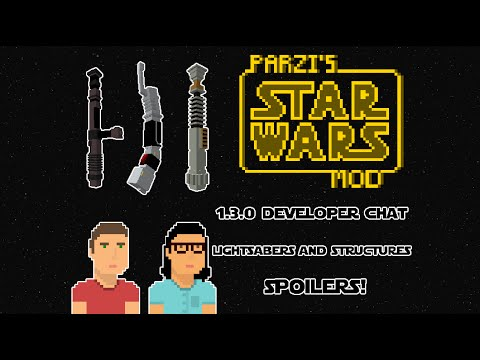 PSWM 1.3 Developer Chat: Lightsabers and Structures