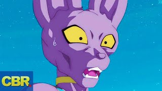 10 Times Beerus Was Left Impressed In Dragon Ball Super