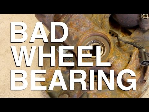 How to Diagnose a Bad Wheel Bearing