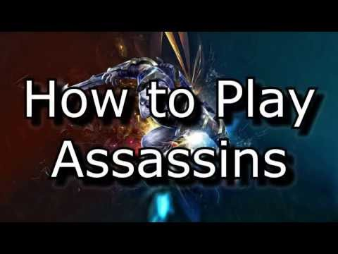 How to Play Assassins: A Guide | League of Legends Tips and Tricks