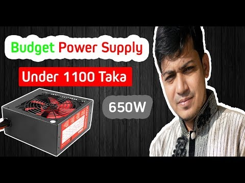Budget Power Supply for daily use under 1100 Taka (with installation process )