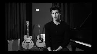 "The Making Of Shawn Mendes: The Album - ""In My Blood"""