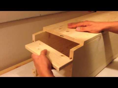 Homemade DIY decorative fireplace Part 1 / 4