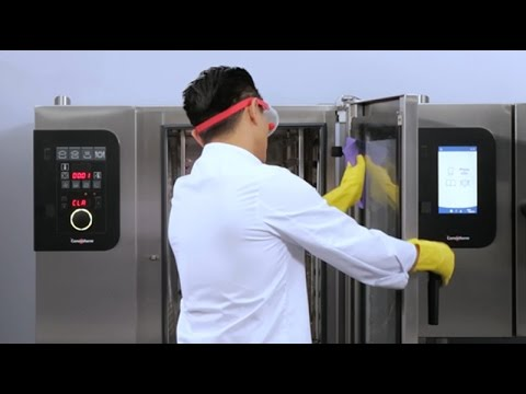 eng_Convotherm 4 easyDial Maintenance Training 2 - Semi-automatic cleaning system