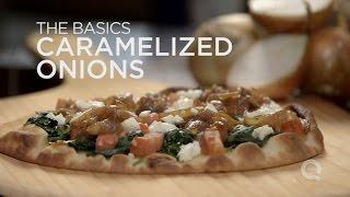 Caramelized Onions The Basics