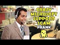 Crazy Indian Microsoft Scammer Loses His Mind Ownage Pranks