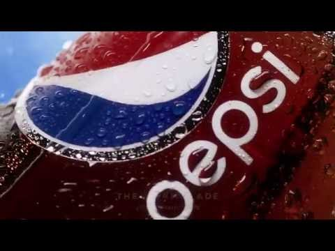 Pepsi Blue Bottle DC