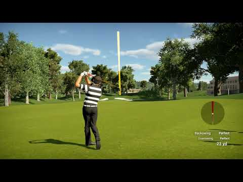 The Golf Club 2 (PS4 Pro): PGAS - The Memorial Tournament - Round 1