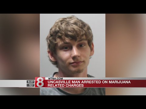 PD: Uncasville man arrested for possession of marijuana