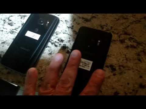 Samsung S9 unlock using Cellunlocker.net