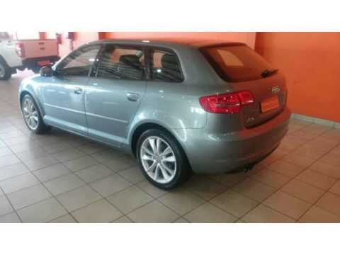 2012 AUDI A3 SPORTBACK 1.8T AMBITION Auto For Sale On Auto Trader South Africa