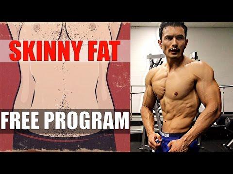 SKINNY FAT(मुफ्त प्रोग्राम 'स्किनी फैट' लोगों के लिए) FREE PROGRAM [HINDI]