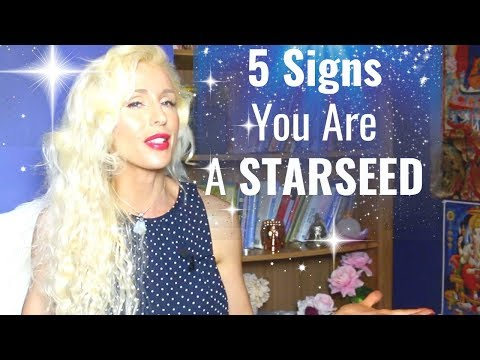 5 Signs You Are a STARSEED