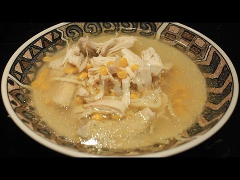 Chicken Soup for Colds ~ Sniffles ~ Flu ~ Easy Chicken Soup
