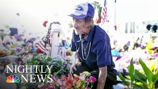 El Paso Shooting Victim Honored By Strangers Around The World | NBC Nightly News