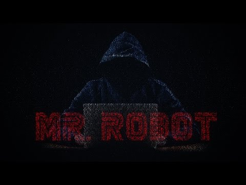 Mr Robot Particle Animation Tutorial with After Effects and Trapcode Form