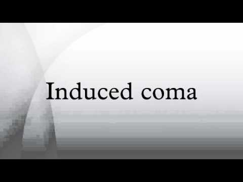 Induced coma