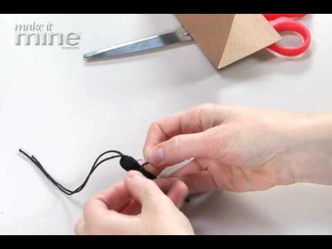 Make It Mine Magazine - Make a Tassel