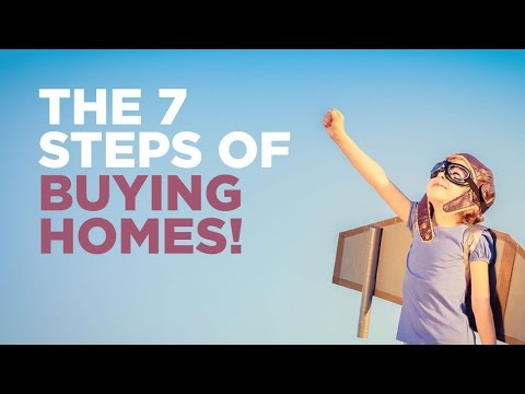 The 7 Steps of Buying Homes!