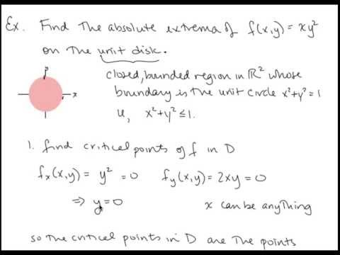 Calc III Lesson 19 Absolute Extrema.mp4
