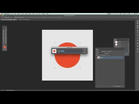 Create dot patterns in Photoshop tutorial