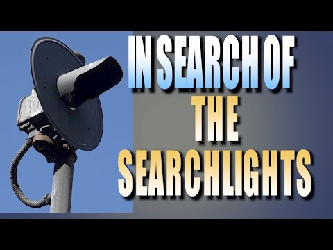 In Search Of the Searchlights 2017