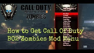 How to Inject Zombieland in BO2 with GSC Studio! (+Downloads