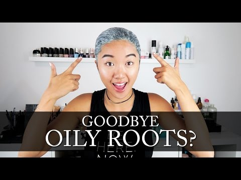 GOOD BYE OILY ROOTS: How To & Review