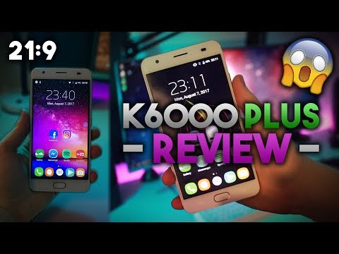 RARELY Charge Your Phone AGAIN! ~ Huge Battery Life ~ Oukitel K6000 Plus Cheap Smartphone Review