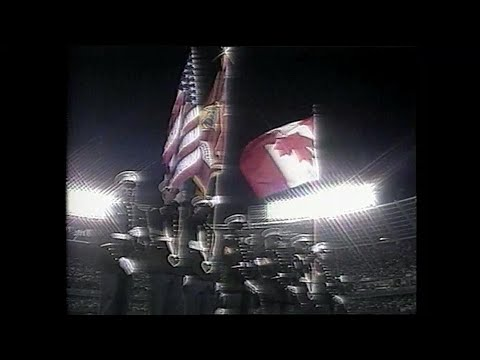 25 years since the great 'flag flap' at the World Series