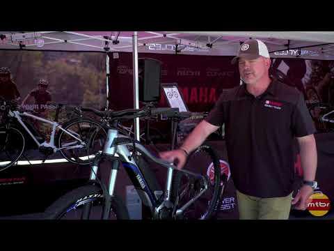 Sea Otter 2018: Yamaha YDX Torc