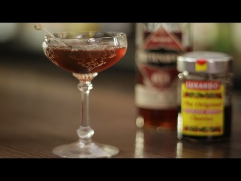 Little Italy Cocktail - A Modern Classic - The Cocktail Spirit with Robert Hess
