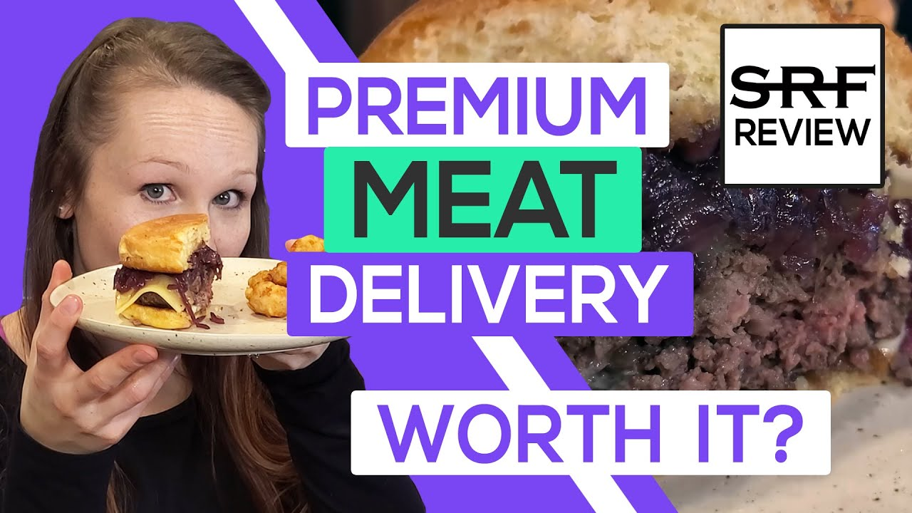 🥩 Snake River Farms Review & Taste Test:  Are These High-End Meats Worth It?  Let's Find Out!